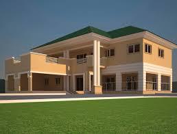 6 Bedroom House Design 54 Ghana 4 Bedroom House Plan House Plans Ghana 3 4 5 6
