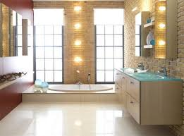 modern bathroom track lighting what should be done while