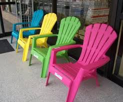 Brown Plastic Adirondack Chairs Pretentious What Color To Paint Adirondack Chairs Together With