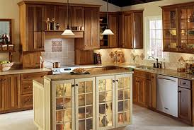 Brookhaven Kitchen Cabinets Hickory Cabinets Kitchen And Paint Colors Thediapercake Home Trend