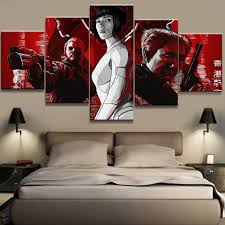 Posters Home Decor Compare Prices On Ghost Shell Poster Online Shopping Buy Low