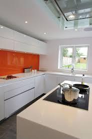 orange kitchens ideas orange and yellow kitchen decor orange