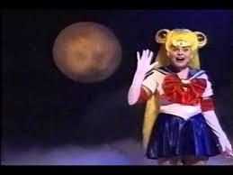 browsh as sailor moon for thanksgiving marathon