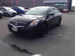 nissan canada grad program used 2008 nissan altima 2 5 s for n a in saint john used