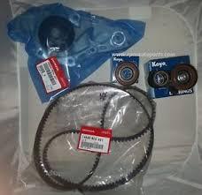 2003 honda accord v6 timing belt replacement genuine timing belt water kit tensioners honda acura v6