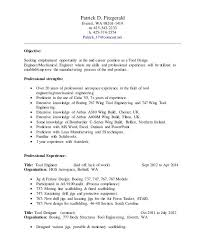 resume format for boeing keywords for mechanical engineering resume health and safety