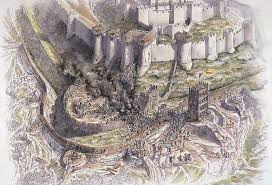 siege of how dover castle became the key of the great siege of 1216