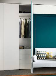 Space Saving Closet Doors Closet Systems Resource Furniture Space Saving Closets