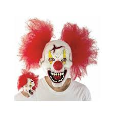 Kids Scary Clown Halloween Costumes Halloween Pennywise Mask Kids Scary Clown Costume