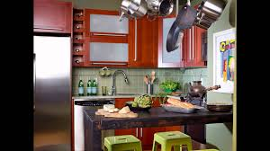 Designing Kitchens In Small Spaces Kitchen Design Ideas For Small Spaces 2014 Youtube