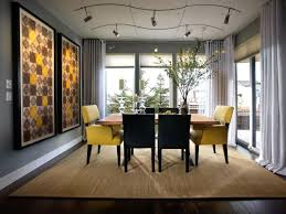 linear chandelier dining room contemporary making linear