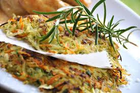 paillasson cuisine paillassons ou galettes de légumes recette facile la cuisine