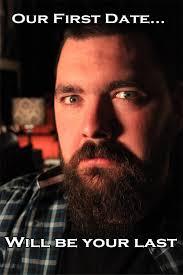 Bearded Guy Meme - dating site murderer know your meme