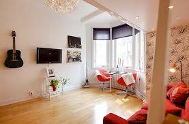 Cool Studio Apartments The Studio Apartment Interior Design Living Room Cool Studio