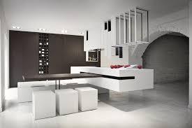 luxus design on idees dameublement modernes eine moderne kochinsel