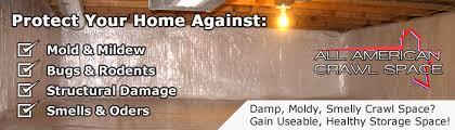 all american crawlspace basement encapsulation in columbus ohio