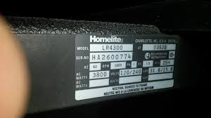 i have a homelite lr3400 generator that has no power fixya
