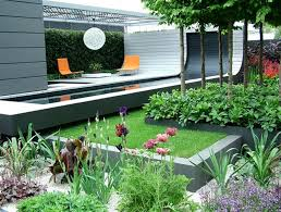outstanding simple home garden design gallery best image engine