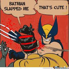 Batman Slapping Robin Meme Maker - batman slaps robin memes best collection of funny batman slaps