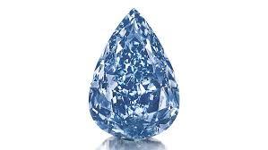 blue diamond necklace gem images Harry winston names world 39 s largest flawless vivid blue diamond jpg