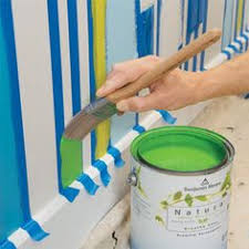 Kids Room Wall Painting Ideas by Diy Painting Stripes On Walls Nursery Stripes