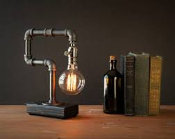unique industrial lamps edison steampunk lights by urbanedison