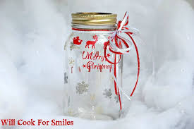 christmas cookie jar tutorial with martha stewart paints
