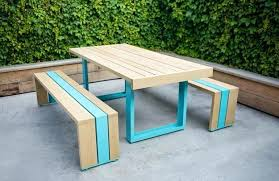modern outdoor dining table modern outdoor dining table lesdonheures com