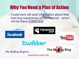 National Bed Bug Registry Bed Bug Plan Of Action