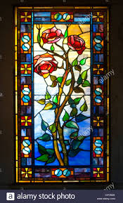 painting on glass windows stained glass window antique stock photos u0026 stained glass window