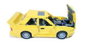 bmw e30 model car lego ideas bmw m3 e30