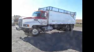mack trucks for sale 1992 mack ch613 silage truck for sale sold at auction december