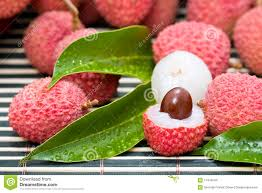 lychee fruit candy ripe lychee fruit stock images image 17476044