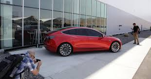 if you didn u0027t order your model 3 yet you won u0027t get it until mid