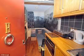 broom cupboard opposite harrods in knightsbridge london boreme