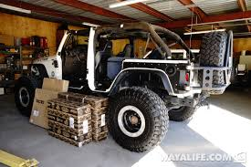 jeep wrangler white 4 door tan interior half time rugged ridge jk half doors for moby
