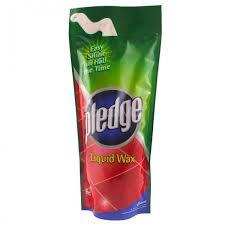 pledge liquid wax 250g