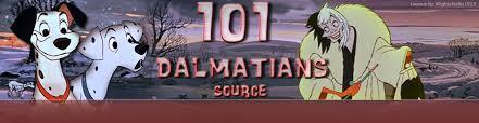 101 dalmatians source 1961 disney film