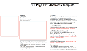 how to write research paper abstract graphics adding a picture before abstract in extended abstract enter image description here