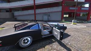 gta 5 dodge charger gta 5 dodge charger o 1969 add on replace mod
