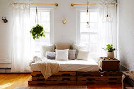 furniture for small rooms sofa ideas from pallet roy home design