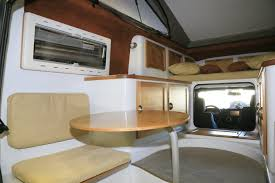 ford earthroamer interior off road rvs and camper trailers for outdoor adventure