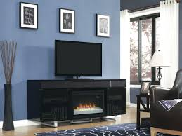 dimplex montgomery electric fireplace inch media console rustic