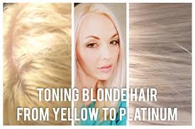 best the counter platinum hair color diy toning bleached hair from brassy to platinum at home