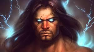 zeus god of lightning youtube