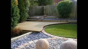 garden gravel designs for small space youtube