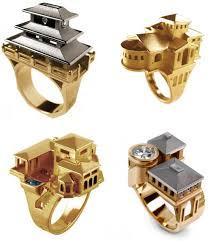 men big rings images Philippe tournaire 39 s villa de reve rings wrap precious mansions jpg