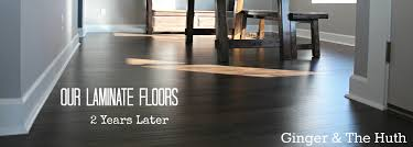 Can You Install Tile Over Laminate Flooring Our Laminate Floors 2 Years Later
