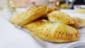 the chew thanksgiving turkey recipes leftover turkey and mashed potato empanadas today com