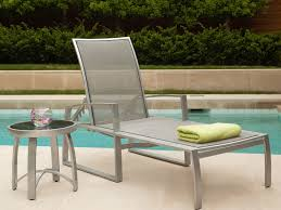 Outdoor Pool Furniture by Exterior Enchanting Sling Patio Furniture Sets By Woodard